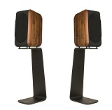 Chario Loudspeakers Aviator Nobile Walnut