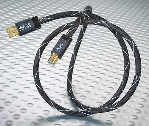 DH Labs USB CABLE 0,5m