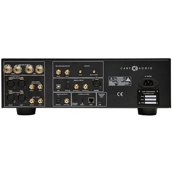 Cary Audio SI-300.2D Black